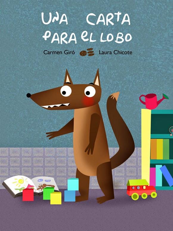 Una carta para el lobo