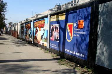 Publicidad exterior abril 2011 - Tipos de vallas ...