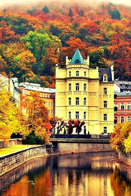 Karlovy Vary, Czech Republic: