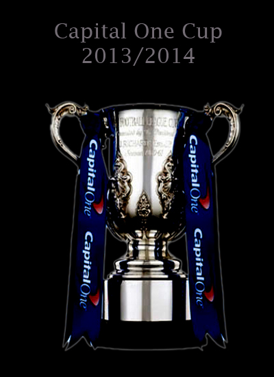 Manchester United v Liverpool Capital One League Cup 20132014