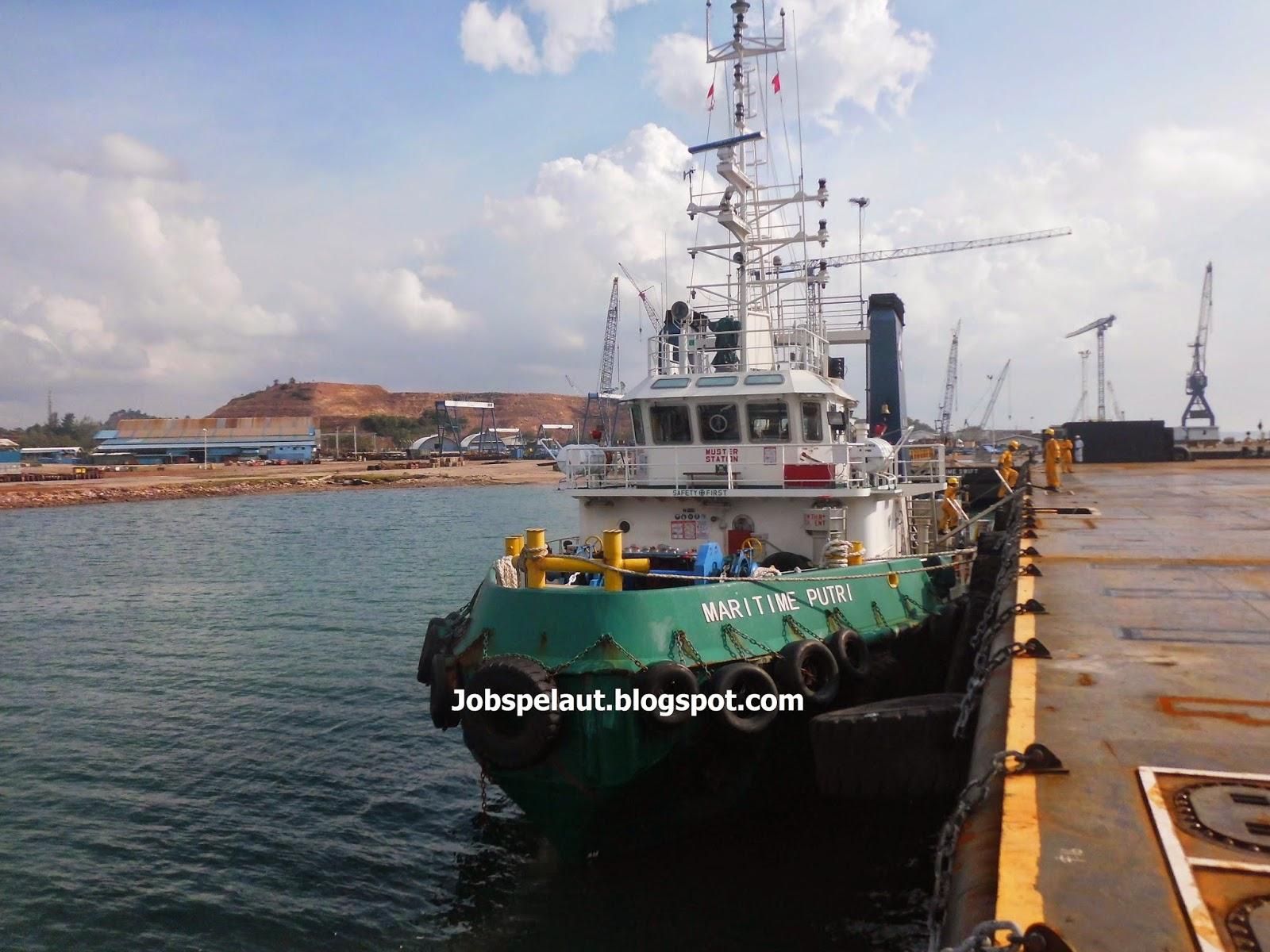 12 Informasi Lowongan Kerja Pelaut Terbaru di Bulan Mei 2014