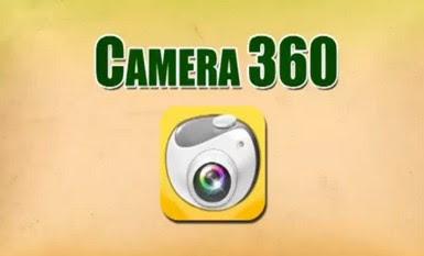 Camera 360 Aplikasi Android Terbaik Dan Gratis Terpopuler