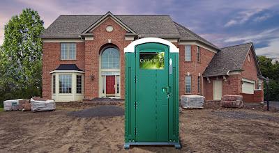 The GREEN Head portable toilet