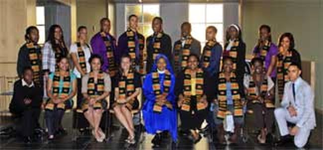 recipients of its 2012 Black Scholar Awards