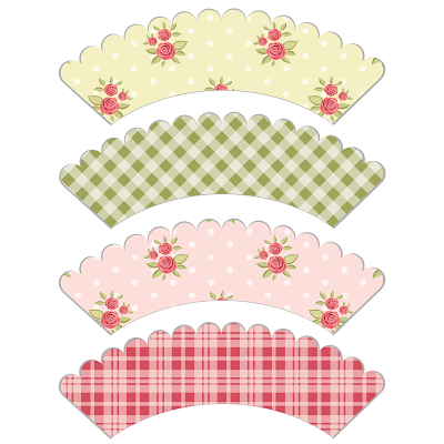 free printable baby shower cupcake wrapper | just b.CAUSE
