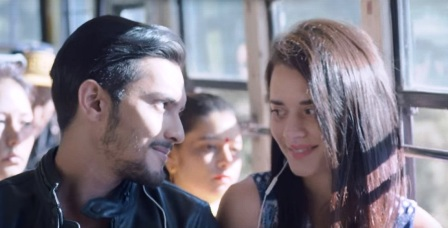 Zindagi Song Lyrics - Aditya Narayan ft. Evgeniia Belousova (2015)