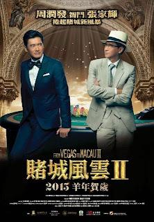 Đổ Thành Phong Vân 2 - The Man From Macau II