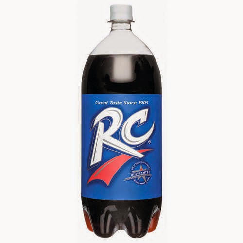 RC Cola soft drink