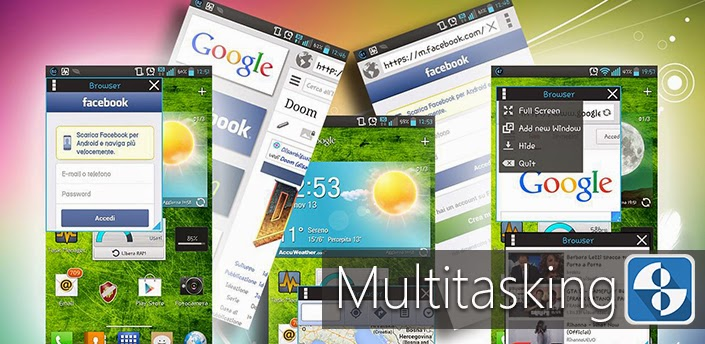 Multitasking Pro Apk v1.08 Full Download