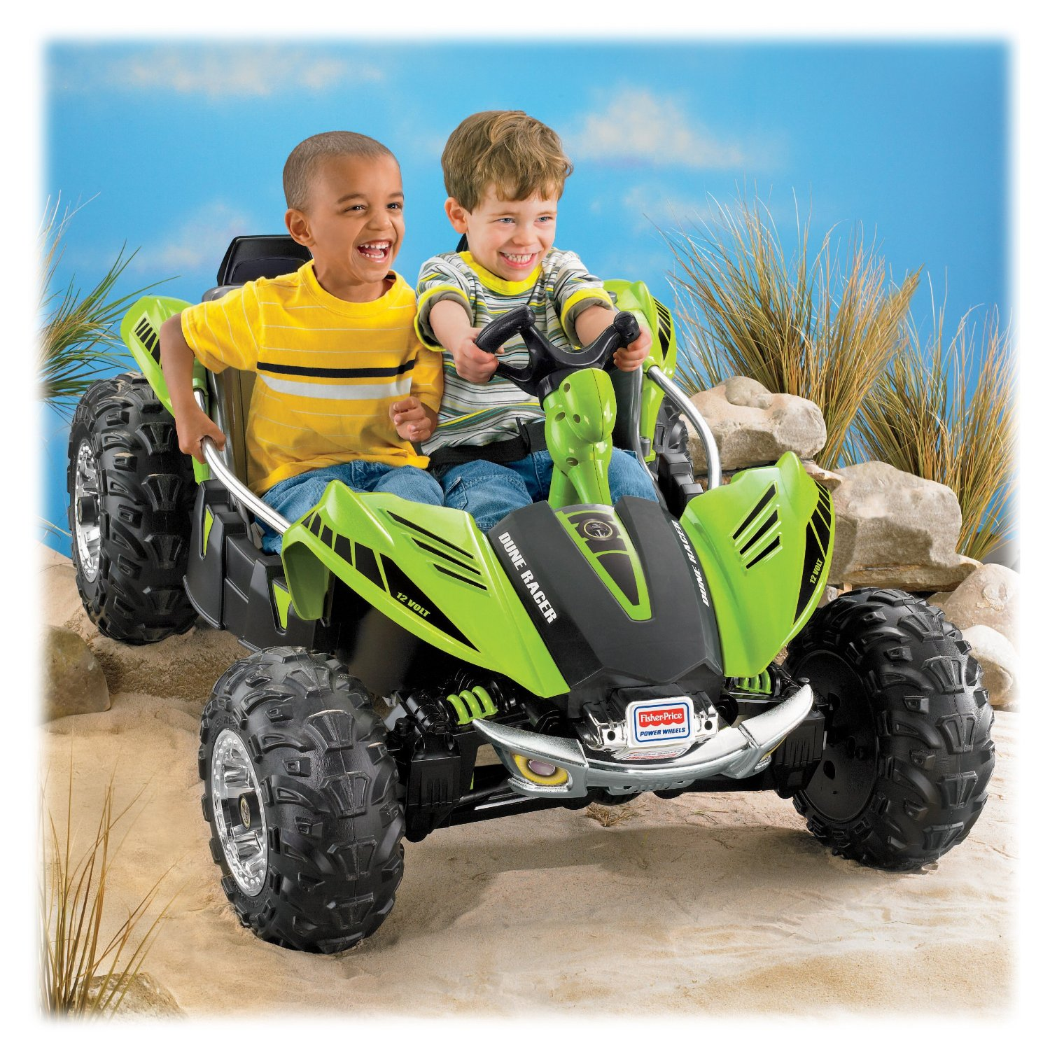toodler toys: Power Wheels Dune Racer
