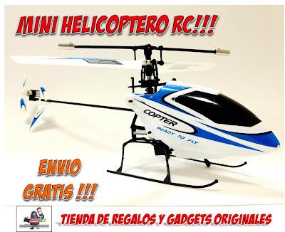 helicopteros radiocontrol RC