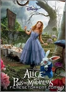 Alice no País das Maravilhas Torrent Dual Áudio