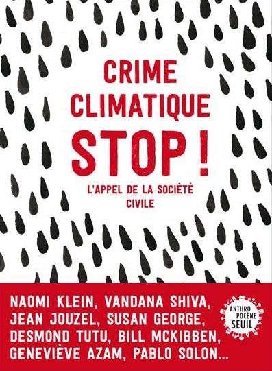 Attac press: Crime Climatique Stop !