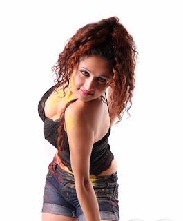 Hot Nepali Model Thapa Photo