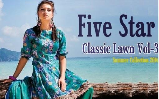 5Star Classic Lawn Vol-3