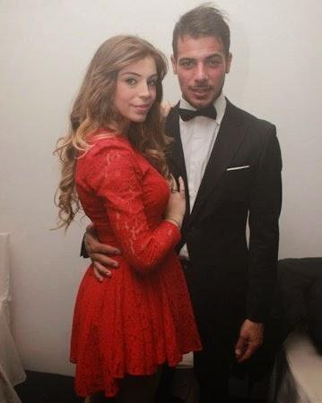 Alessia Cammarota incinta foto