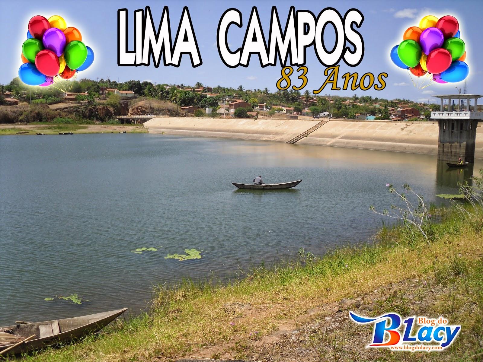 PARABÉNS, LIMA CAMPOS!!!