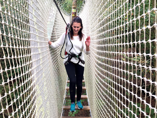 Go Ape, Black Park - London days out - UK lifestyle blog
