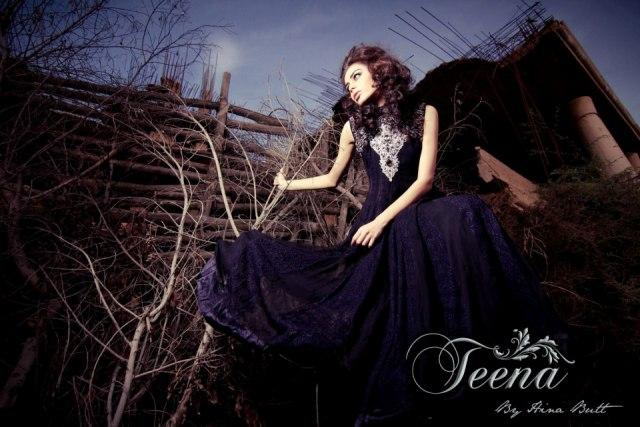 Beyond The Need Teena By Hina Butt Winter Formal Dresses 2013
