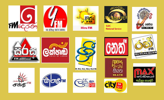 Online Radio / Radio channel Networks in Sri Lanka
