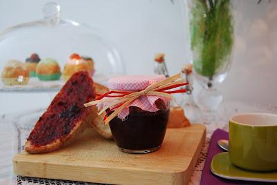 confettura fragole fragoline di bosco vaniglia  strawberries wild vanilla jam