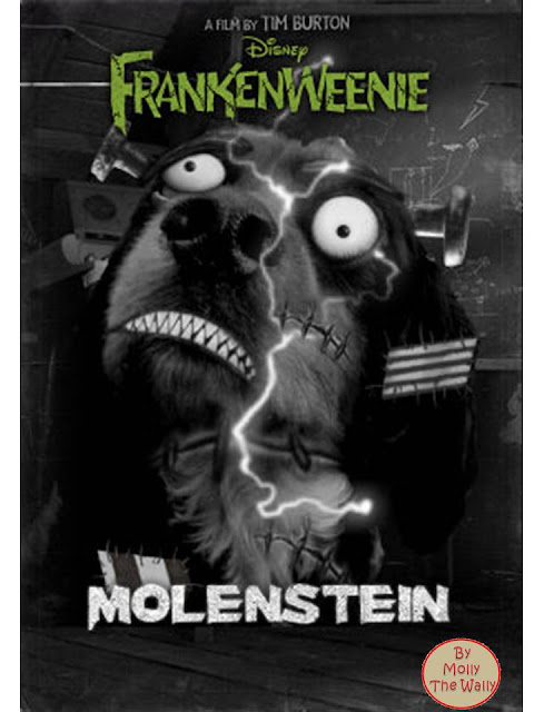Molly Does Frankenweenie.