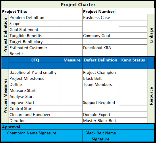 project charter template .