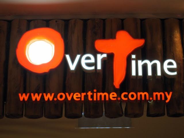 Overtime Pavilion KL
