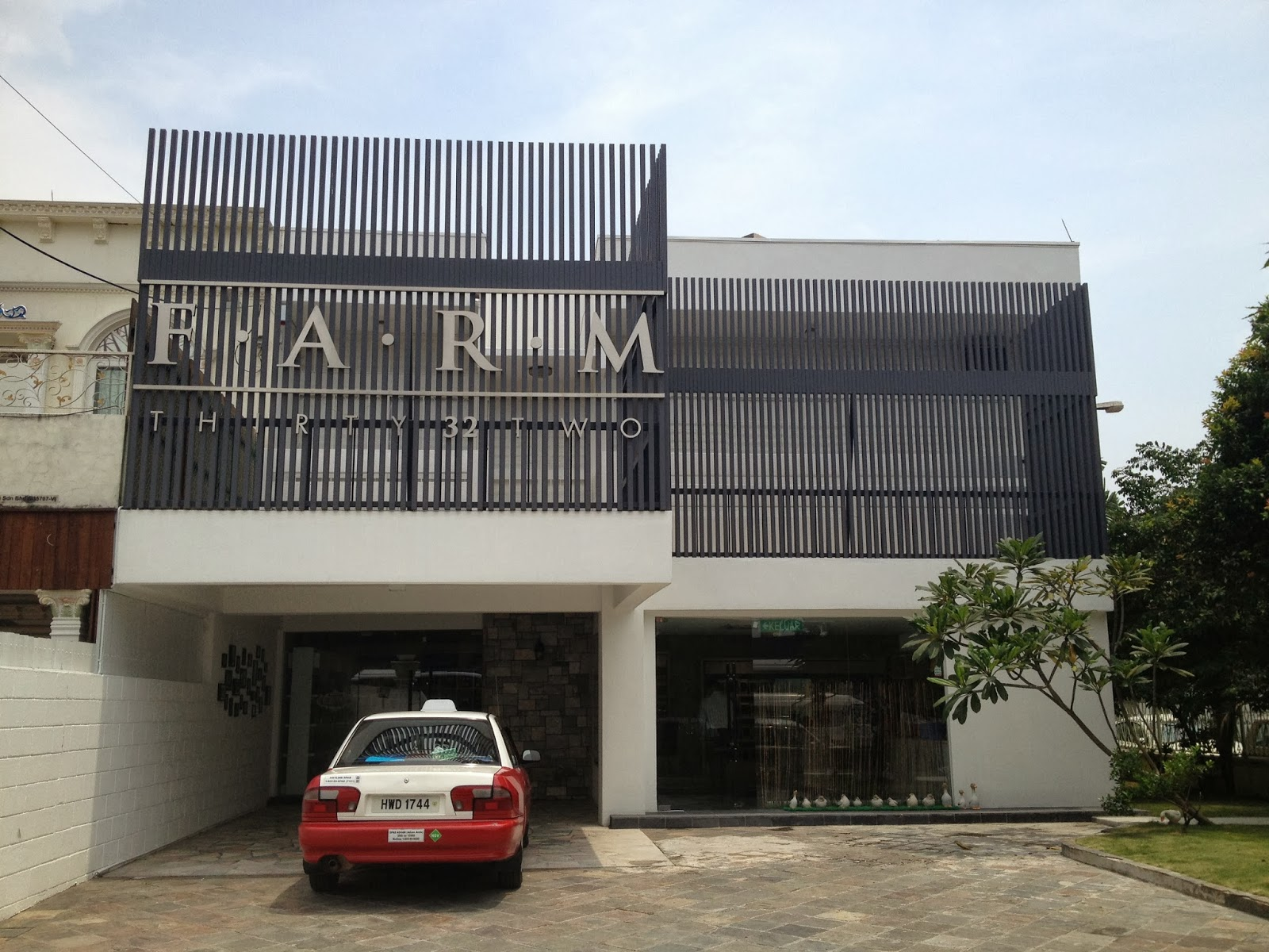 Duo Edge Architecture Design Studio FARM 32 JALAN INAI