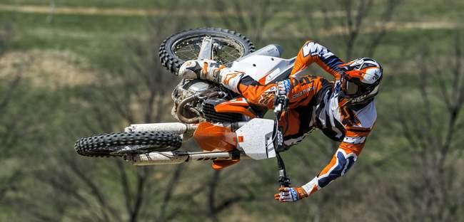 KTM'nin en yeni modeli