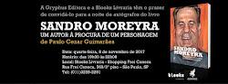 Sandro Moreyra, um autor à procura de um personagem