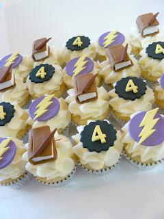 Hermione cupcake