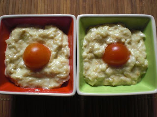 aubergine salade