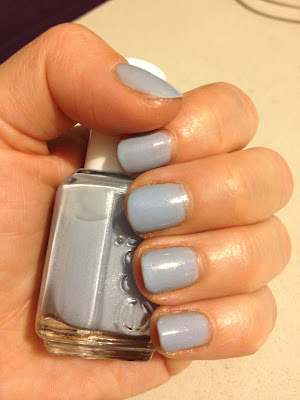 Essie, Essie Rock The Boat, Essie Naughty Nautical Collection Spring 2013, nail polish, nail varnish, nail lacquer, manicure, mani monday, #manimonday, nails