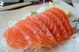 Fried Salmon with Quail Egg Filling Recipe (Cá Hồi Chiên Bọc Trứng Cút) 1