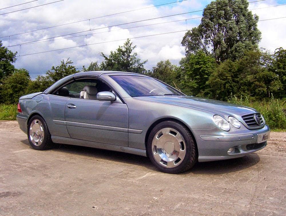 Mercedes benz cl500 w215 mirus benztuning for 2012 cl500 mercedes benz