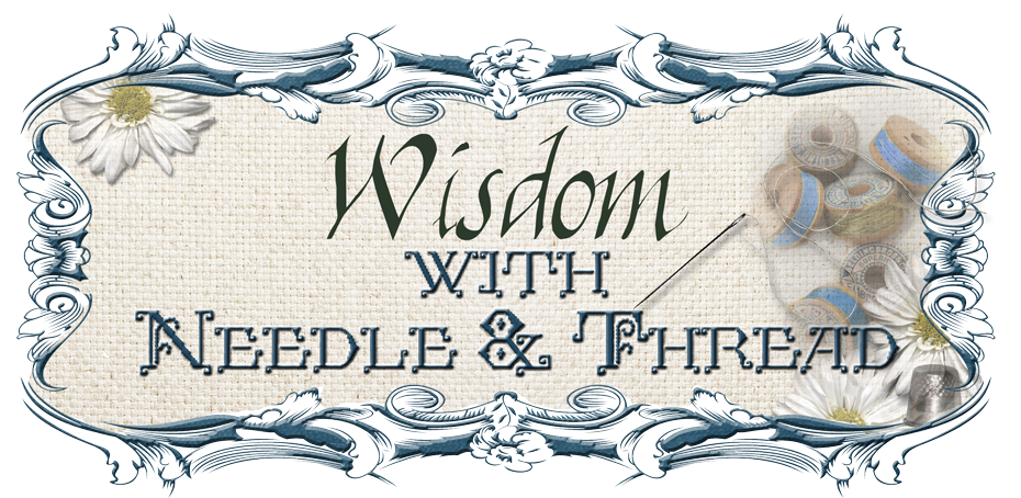 Wisdom with Needle and Thread