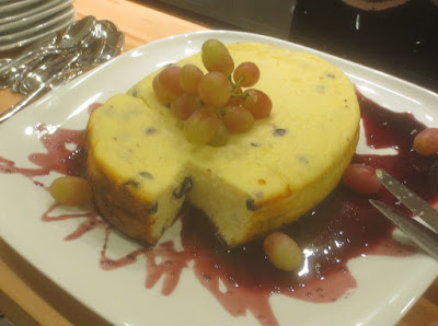 FoodBloggerCamp Berlin 2015: Cheesecake aus dem Slowcooker
