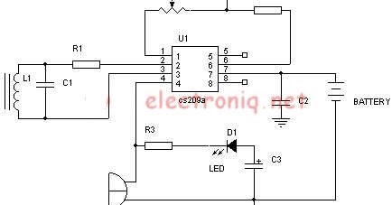 Lm1830 Low Level Detector Schematic Circuit Design together with Metal Detector using 555 Timer Suite 42790 additionally 729320 also Diagram Of A Project  work together with Simple 6V Charger Battery Circuit Schematic Diagram L23746. on simple diagram of a metal detector