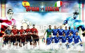 Spanyol VS Italia (Final EURO 2012)