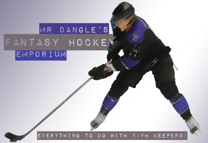 Mr. Dangle's Fantasy Hockey Emporium
