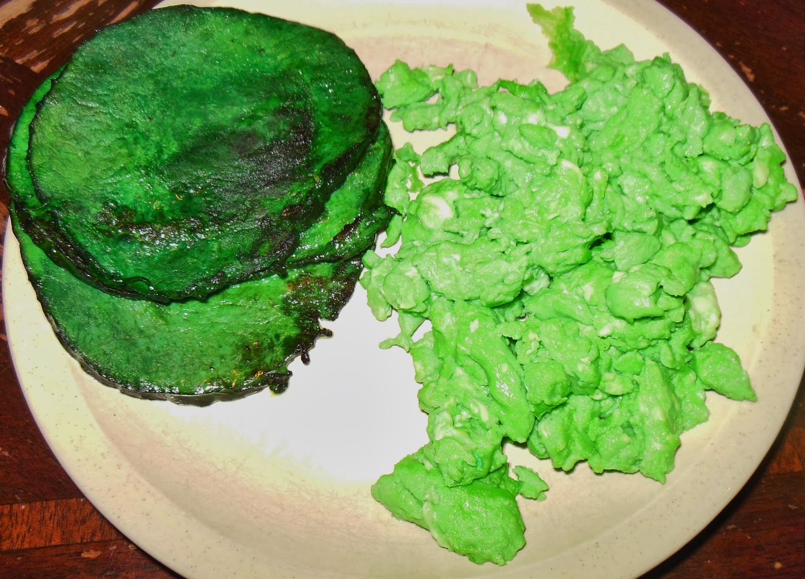 Green Eggs and Ham, For Real! – Eclectic Homeschooling