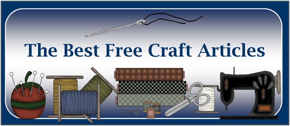 The Best Free Crafts Articles