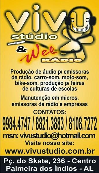 VIVU STUDIO E WEB RÁDIO