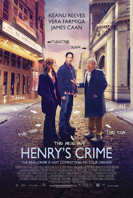 Henry's Crime official movie poster