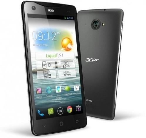 In arrivo nel terzo trimestre del 2013 il nuovo Phablet Android da 5,7 pollici Acer Liquid S 1 al prezzo di 350 euro