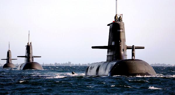 Armada Kapal Selam Collins-Class, Angkatan Laut Australia. PROKIMAL ONLINE Kotabumi Lampung Utara