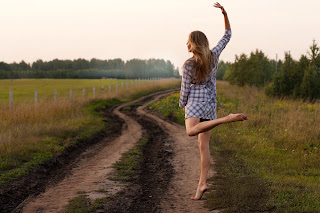 I Always Wanted to Be a Dancer... | Faith Permeating Life