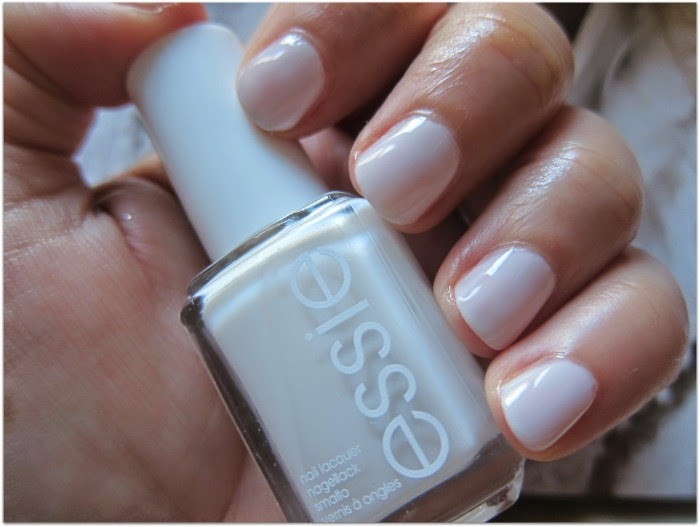 Essie Tuck It In My Tux Nail Polish Swatches