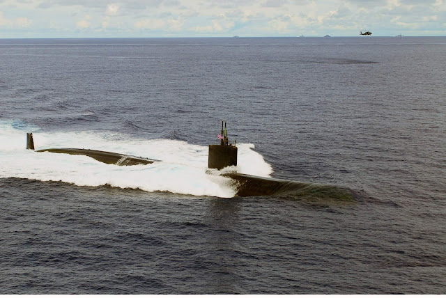 Los Angeles class SSN